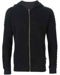 Philipp Plein - Black 'huge Star' Hoodie for Men - Lyst