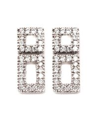 Dana Rebecca - Metallic 'allison Joy' Earrings - Lyst