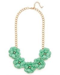 BaubleBar - Blue 'riviera' Collar Necklace - Lyst