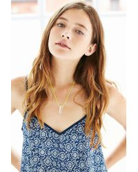 Urban Outfitters | Yellow Daydream Del Pop Crystal Necklace | Lyst