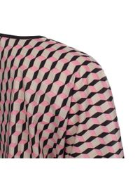 Paul Smith | Women's Pink Cotton 'harlequin' Print Tunic | Lyst