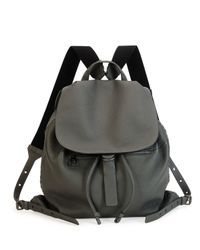 Bottega Veneta | Black Woven Leather Backpack for Men | Lyst