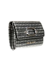 Armani Jeans - Gray Handbag - Lyst