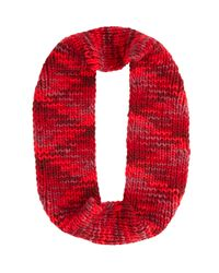 Eugenia Kim | Red Chunky Knit Infinity Scarf | Lyst