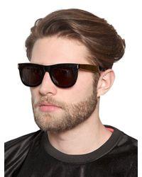 Retrosuperfuture - Metallic Ciccio Francis Gold Sunglasses for Men - Lyst