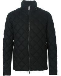 Michael Kors - Black Padded Jacket for Men - Lyst