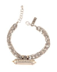 Vanessa Mooney | Metallic Trinket Of Secrets Bracelet | Lyst