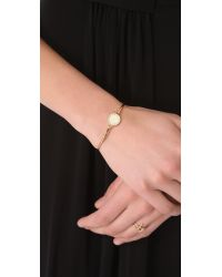 Marc By Marc Jacobs - Natural Skinny Bracelet - Lyst