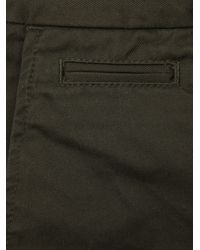PRPS - Green Chino Trousers for Men - Lyst