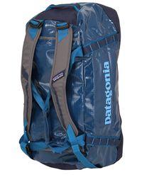 Patagonia | Blue 60l Black Hole Nylon Ripstop Duffel Bag | Lyst
