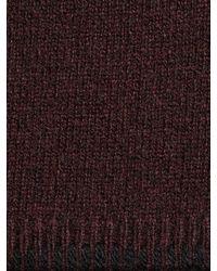John Varvatos - Purple Cashmere Knit Hat for Men - Lyst