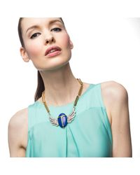 Lulu Frost - Metallic Eternal Life Necklace - Lyst