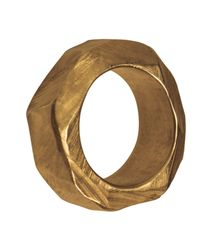 Linnie Mclarty | Metallic Monsta Gold Ring for Men | Lyst