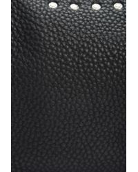 Frye | Black Nikki Nailhead Saddle Bag | Lyst
