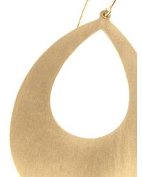 Irene Neuwirth - Metallic Yellow-Gold Earrings - Lyst