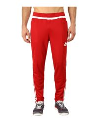 Adidas Originals | Red Tiro 15 Training Pant for Men | Lyst