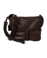 Frye - Brown Veronica Crossbody - Lyst