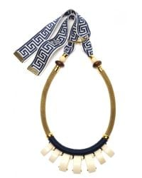 Lizzie Fortunato | Metallic Casa Azul Necklace | Lyst