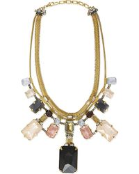 Erickson Beamon | Multicolor Erin Necklace | Lyst