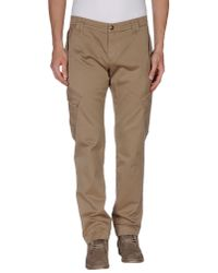 Dondup | Natural Casual Trouser for Men | Lyst