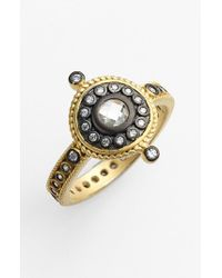 Freida Rothman | Metallic 'hamptons' Nautical Compass Ring | Lyst