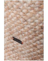 BOSS Orange Natural Coat: 'okirana2' In New-wool Blend