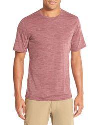 Patagonia | Pink Base Layer Merino Wool Blend Performance T-shirt for Men | Lyst