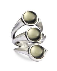 Jenny Bird - Green Orion Ring - Size 7 - Lyst