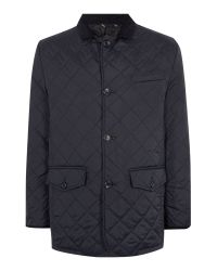 Howick | Blue Easton Quilted Blazer for Men | Lyst