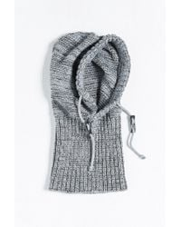 Bickley + Mitchell | Gray X Uo Hooded Scarf for Men | Lyst
