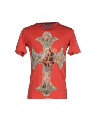 Antony Morato | Red T-shirt for Men | Lyst