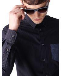 DIESEL - Black S-neils for Men - Lyst