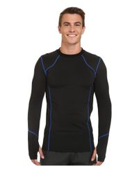 Terramar - Black Txo™ 2.0 Long Sleeve Crew for Men - Lyst