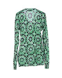 MICHAEL Michael Kors - Green Sweater - Lyst