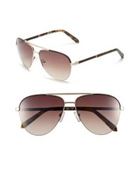 Original Penguin - Metallic 'the Charley' 59mm Sunglasses for Men - Lyst