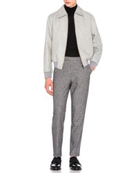 Carven - Black Suiting Trousers - Lyst