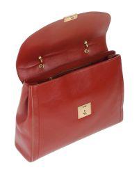 Marc Jacobs - Red Handbag - Lyst