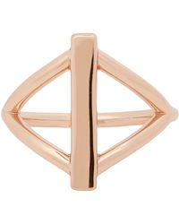 Pamela Love | Metallic Balance Ring | Lyst