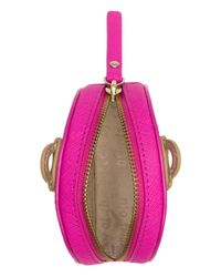 kate spade new york - Pink Ornament Coin Purse - Lyst