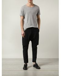 Chapter - Black Layered Trousers for Men - Lyst