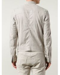 DROMe | Natural Biker Jacket | Lyst