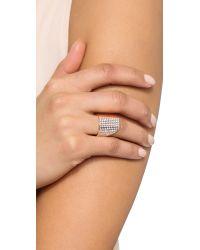 Vita Fede | Pink Inclinato Ring | Lyst