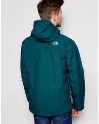 The North Face | Green Stratos Jacket With Mesh Lining for Men | Lyst
