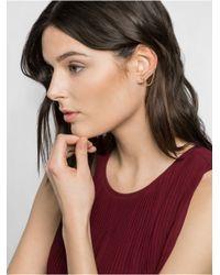 BaubleBar | Metallic Shackle Ear Crawlers | Lyst