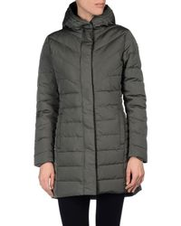 Helly Hansen - Green Down Jacket - Lyst
