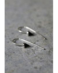 Free People - Metallic Ivy Threader Earrings - Lyst