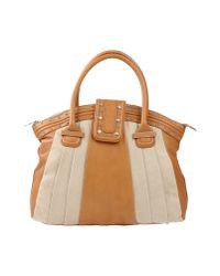 John Galliano - Natural Handbag - Lyst