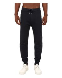 The Kooples | Blue Sport Classic Fleece Sweatpants for Men | Lyst
