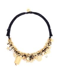 Venessa Arizaga | Blue 'stargazer' Necklace | Lyst