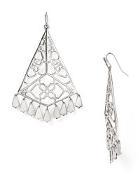 Kendra Scott | Metallic Sami Earrings | Lyst